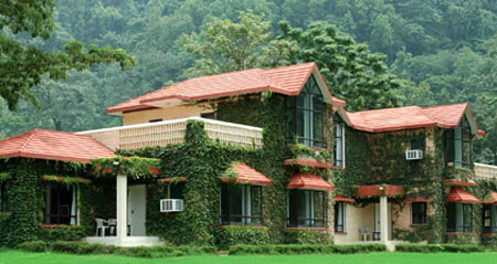 WelcomHeritage Corbett Ramganga Resort, Corbett National Park