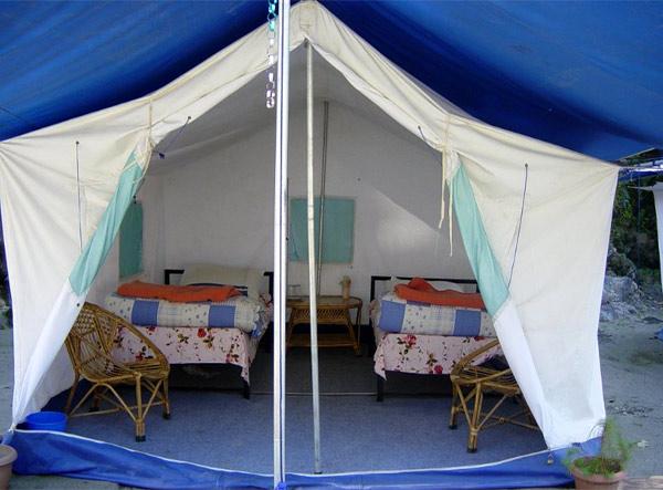 Dhaneshwar Resorts Devprayag. Dhaneshwar Resorts Devprayag. Swiss Tent accommodation picture & Swiss Tent accommodation picture - Dhaneshwar Resorts Photos ...