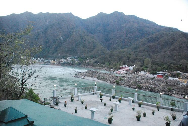 Ganga Beach Resort Rishikesh