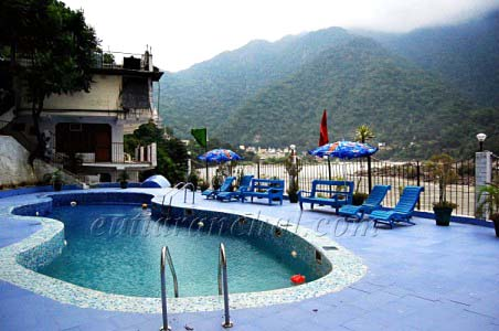Ganga Beach Resort Photos Hotel Ganga Beach Resort Rishikesh Picture Gallery