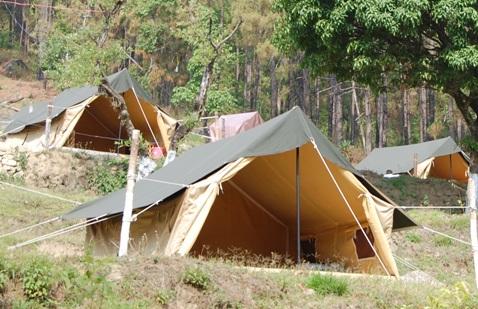 Jungle C& Dhura Photos & Jungle Camp Dhura Tent Colony - Jungle Camp Dhura Photos ...