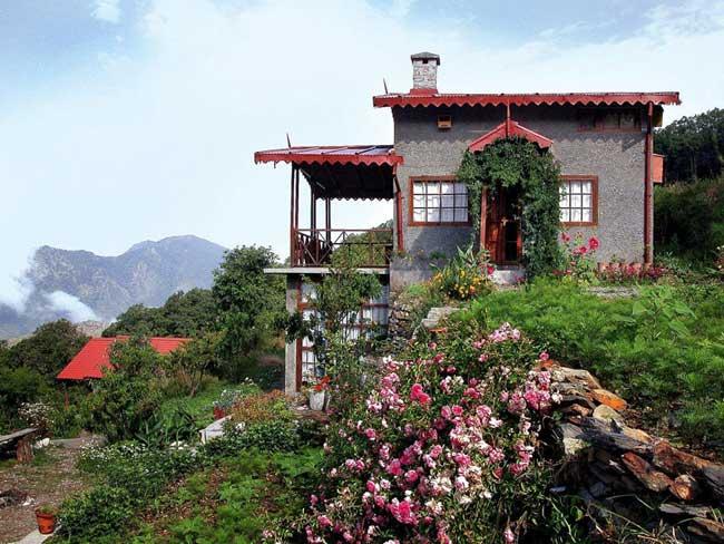 Pangot Jungle Lore Resort