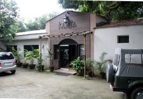 Kamya Safari Lodge Resort, Corbett National Park