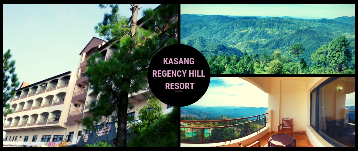 Kasang Regency Hill Resort, Lansdowne