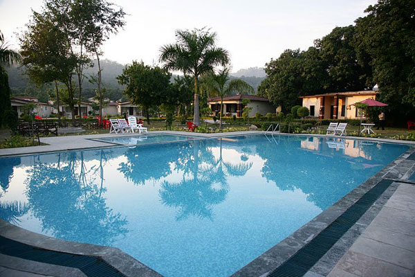 Swimming Pool Picture Pagoda Manu Maharani Resort Photos Uttarakhand Pictures