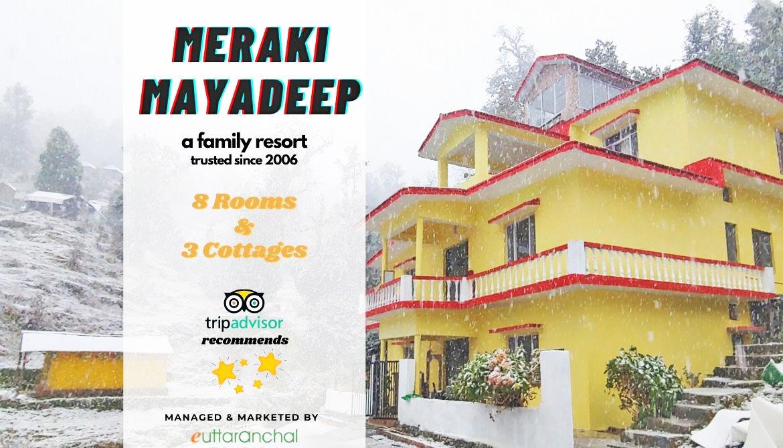 Meraki Mayadeep Resort in Chopta