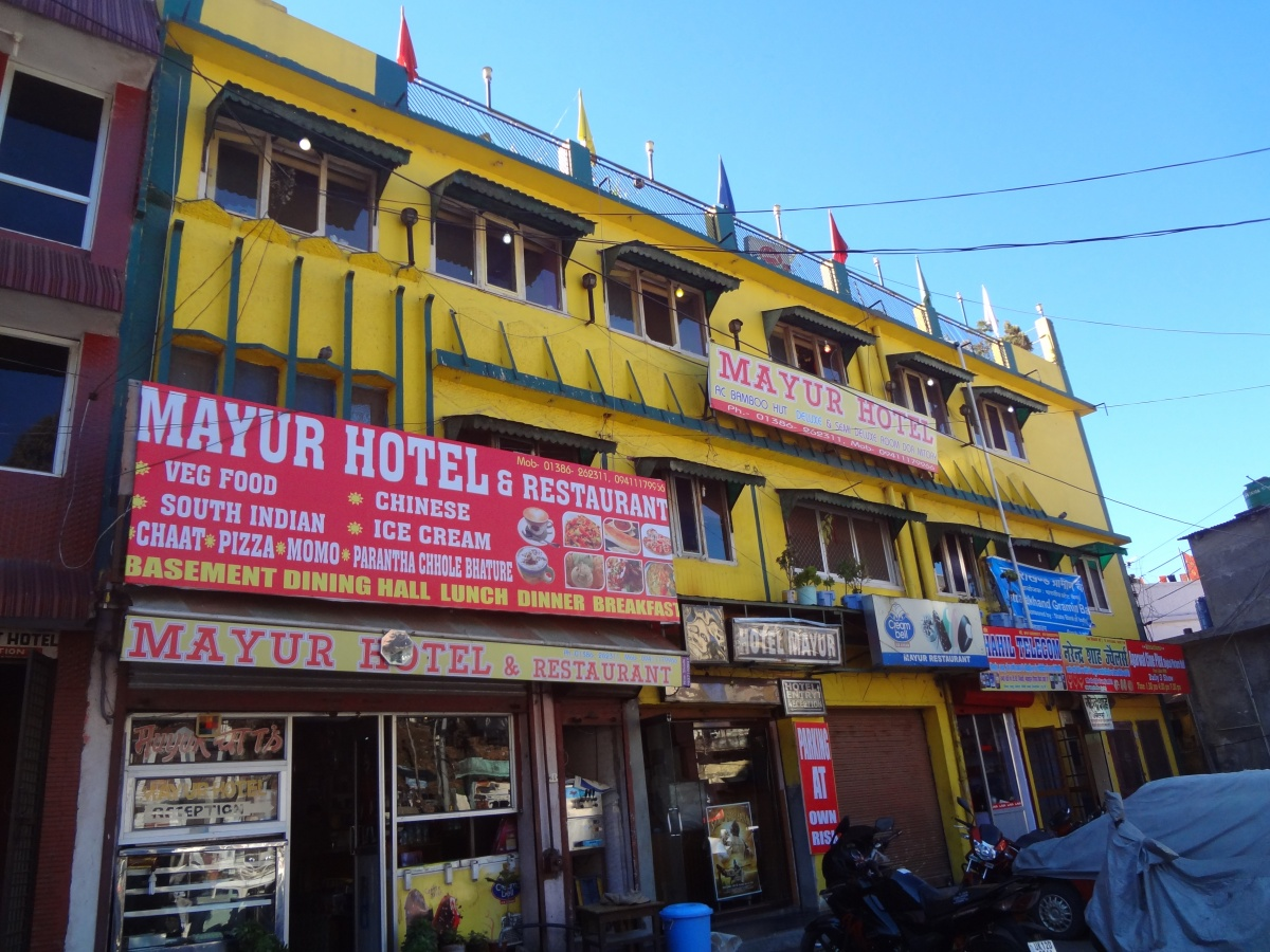 Mayur Hotel And Restaurant In Lansdowne