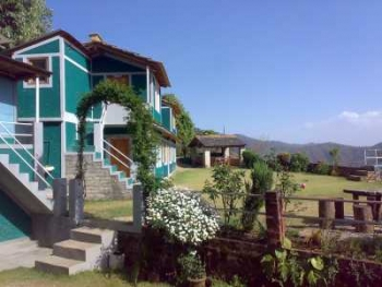 Binsar Eco Camp Photos