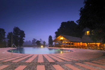 Corbett Woods Resort Photos