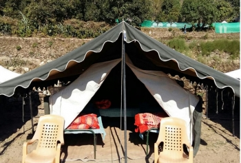 Ganga Beach Camp Photos