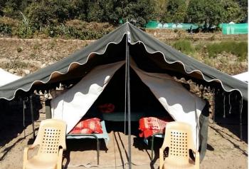 Ganga Beach Camp Photos