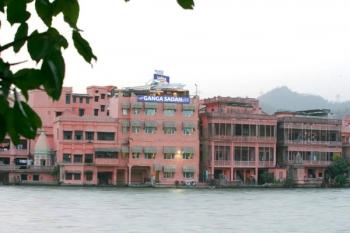 Ganga Sadan Photos