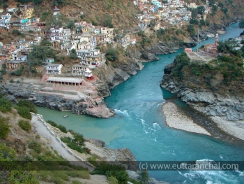 GMVN Devprayag TRH Photos