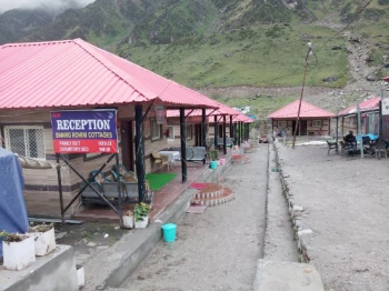 GMVN Kedarnath Swargarohini Cottages Photos