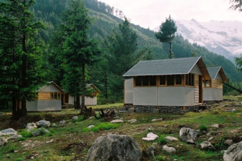 Harsil Cottages Photos