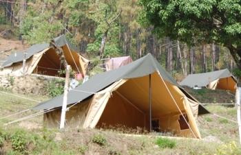 Jungle Camp Dhura Photos