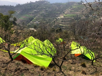 Neelkanth Camping Photos