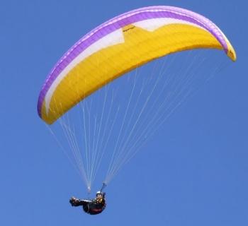 Wildrift Ranikhet Paragliding Camp Photos