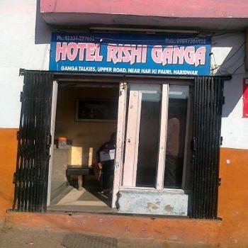Rishi Ganga Photos