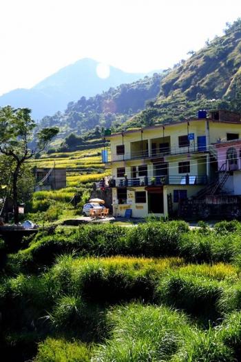 Srishti Lodge Photos