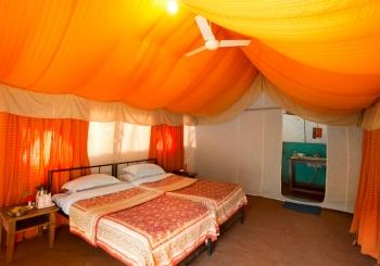 Barkot Chardham Camp Photos