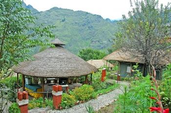 Joshimath Char Dham Camp Photos