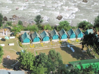 Wildex Camp Rishikesh Photos