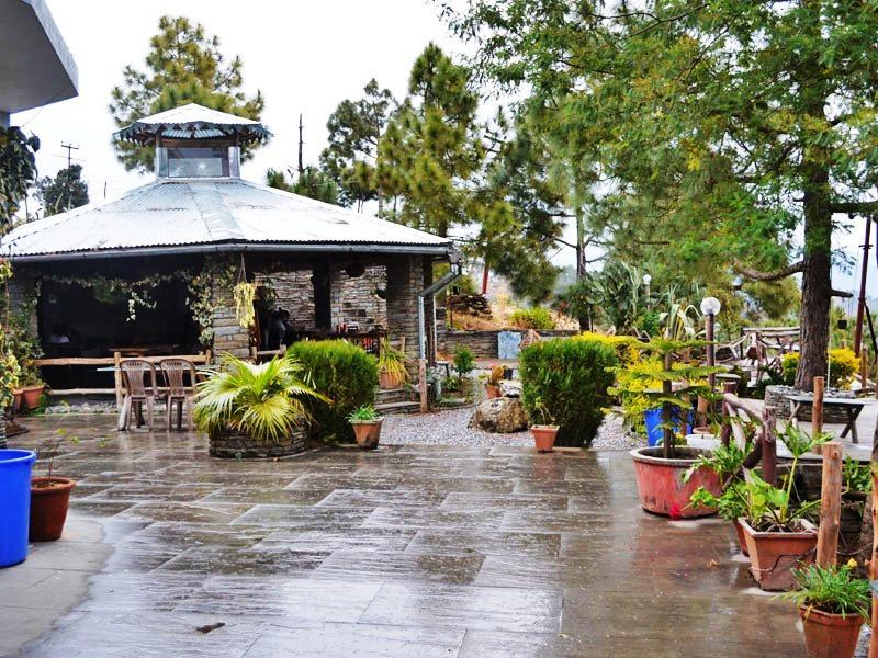 Mohans Binsar Retreat Resort Near Almora