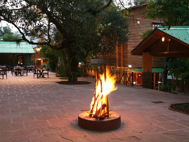 mountain club resort bhimtal