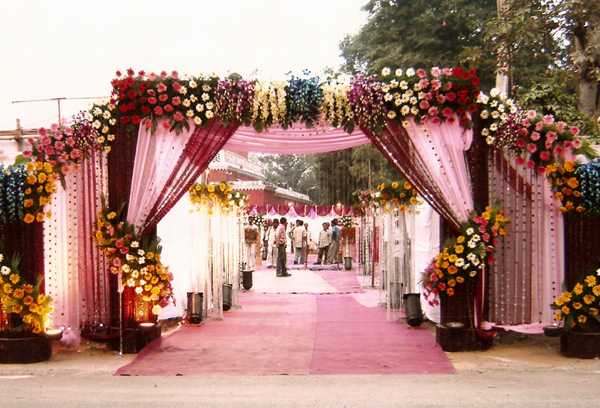 Marriage Ceremony Decoration Rajhans Hotel Resort Photos