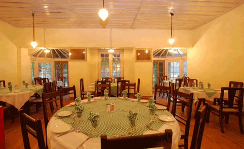 Dining area swiss photos uttarakhand pictures for Dining area pictures