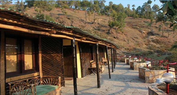 Image result for kausani resorts
