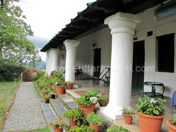 Old Bungalow In Ramgarh