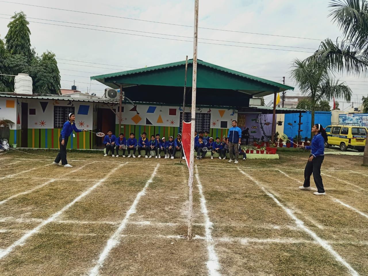 The Bhagirathi International School