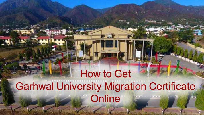 Now Get HNBGU Migration Certificate Online
