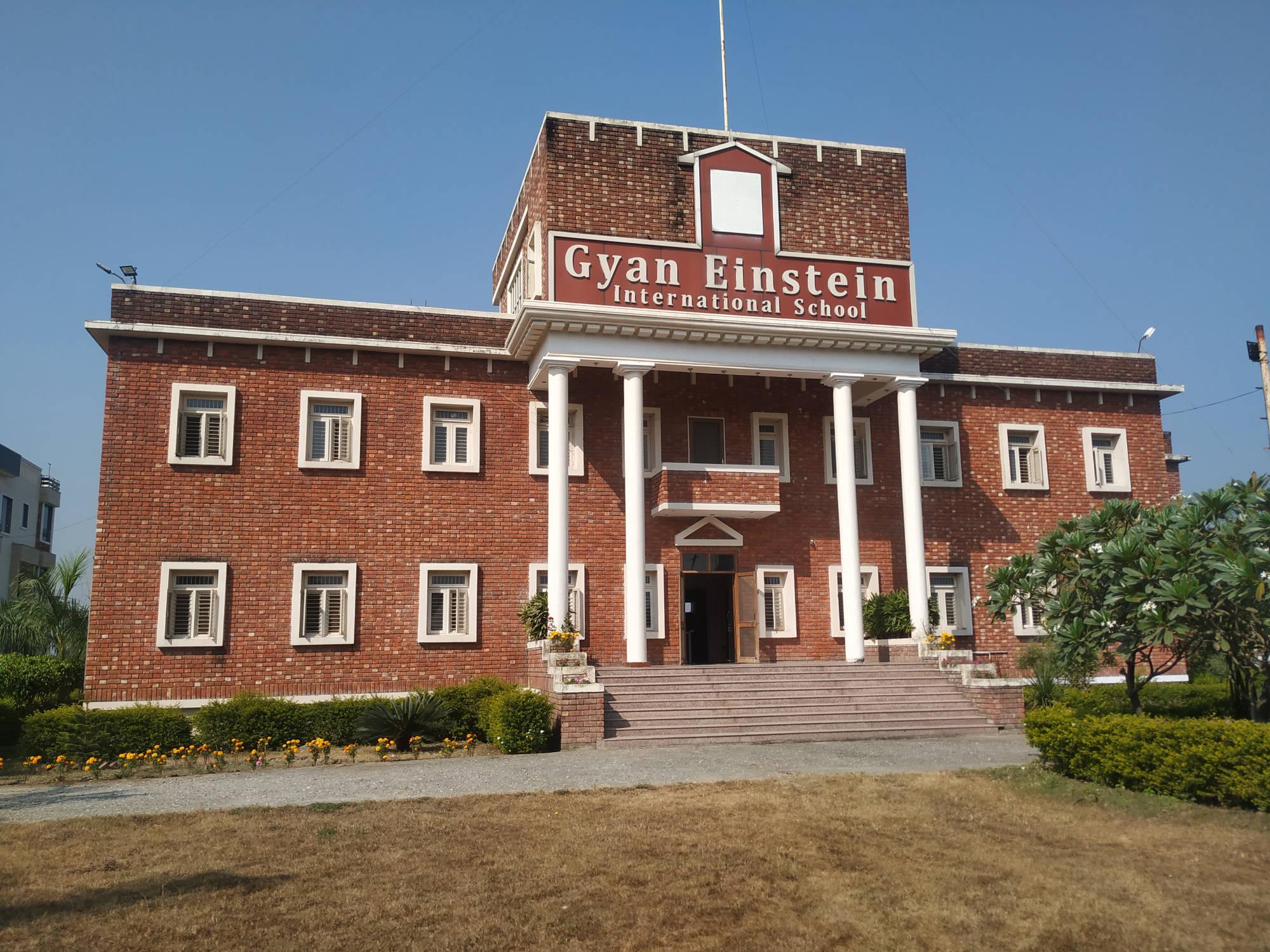 Gyan Einstein International School Dehradun