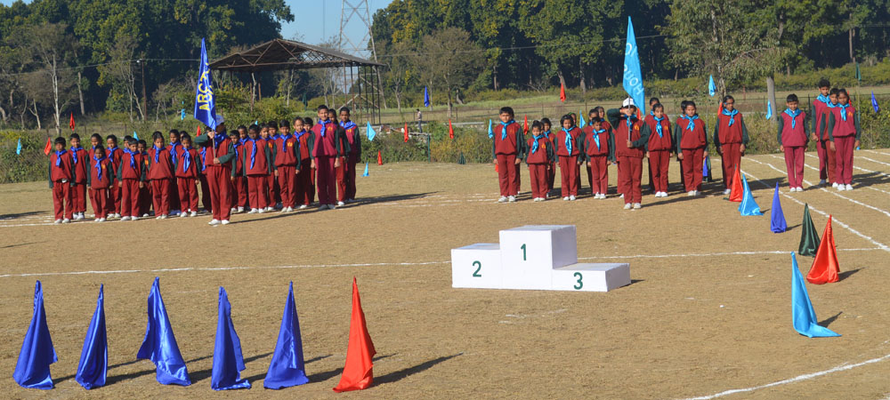 Trinity High School Dehradun