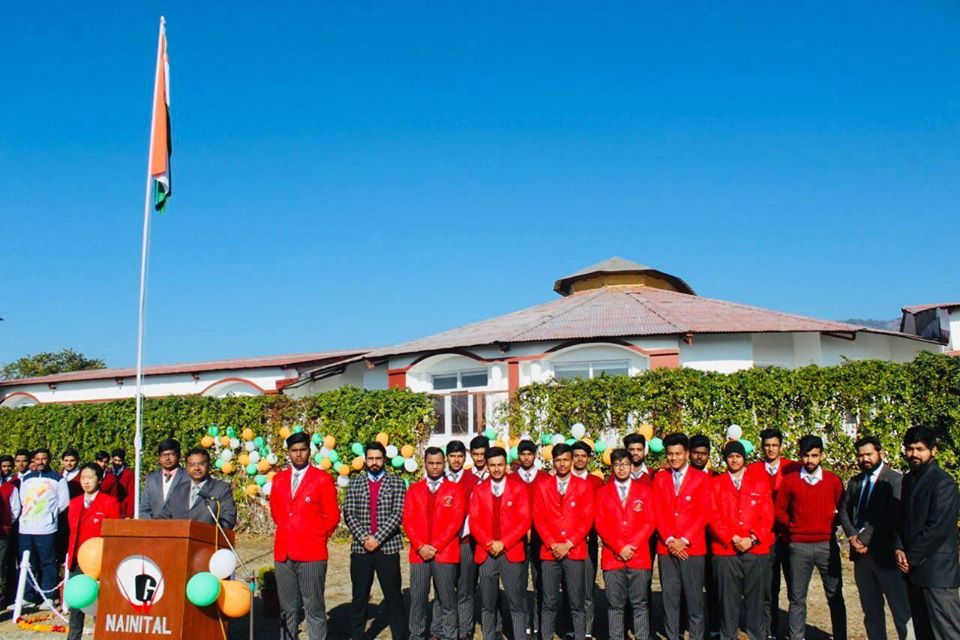 G D Goenka International School Nainital