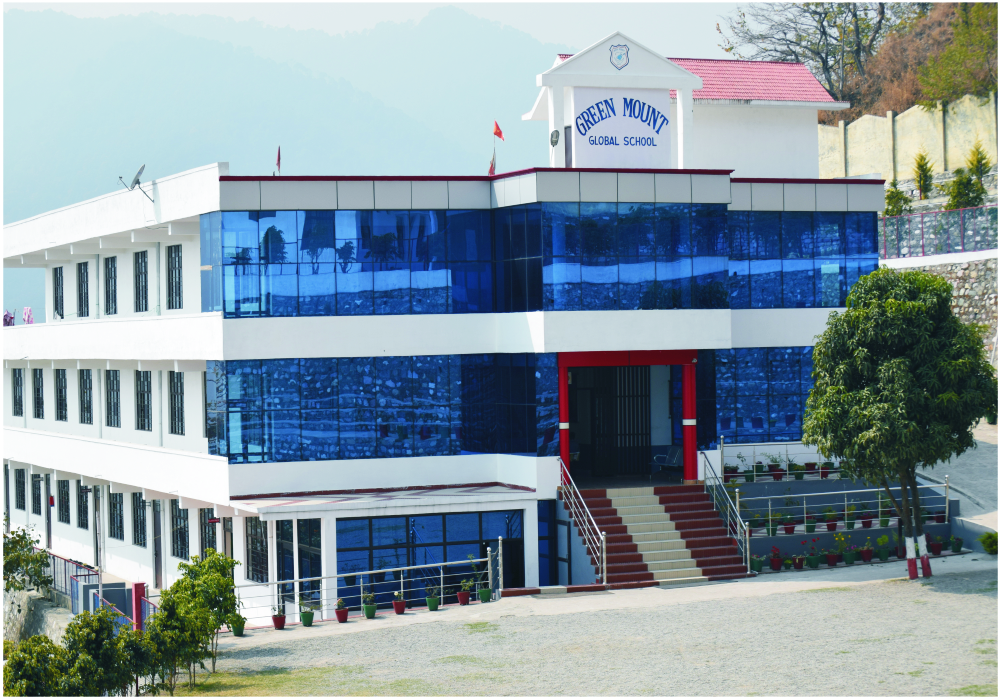 Green Mount Global School Nainital