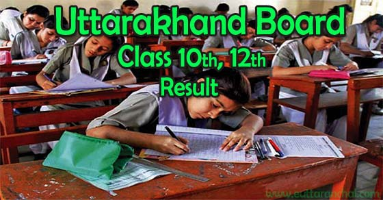 Uttarakhand Board Class 10 & 12 Result 2021 Will Declared Today At 11 Am