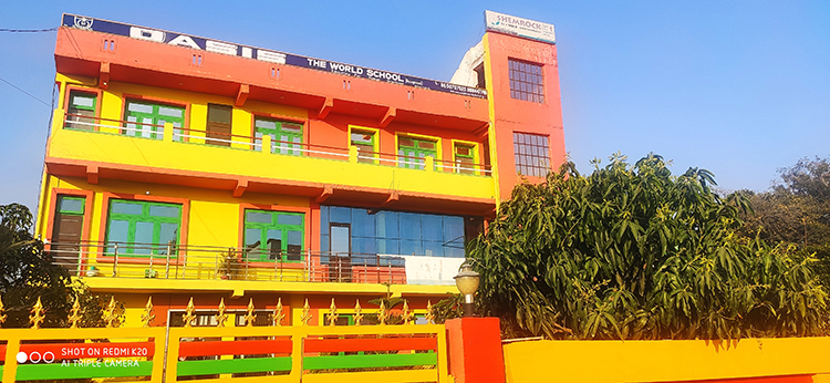 Oasis The World School, Haldwani