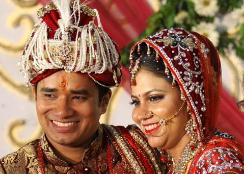 Kavita and Govind Rawat