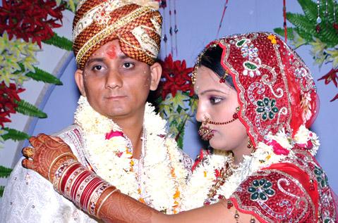 Prabha and Bhagwan Singh Karki