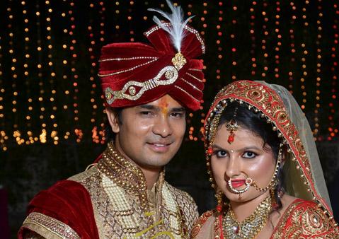 Ankita and Arpan