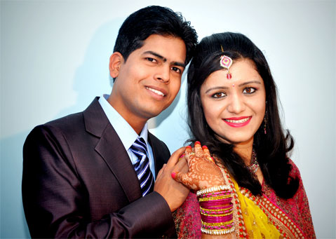 Kirtika and Prahalad