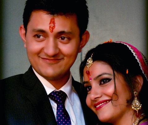 Renuka and Ravi