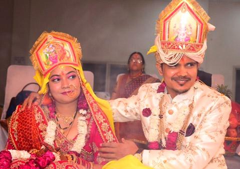 Vaishali and Kamal