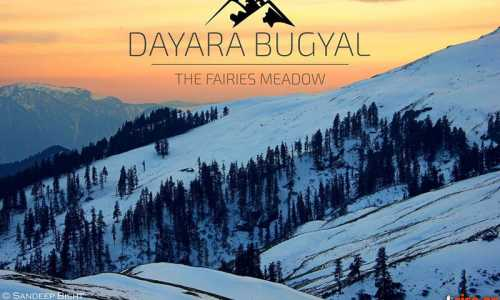 Dayara Bugyal Tour Packages