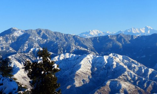 Nag Tibba Tour Packages