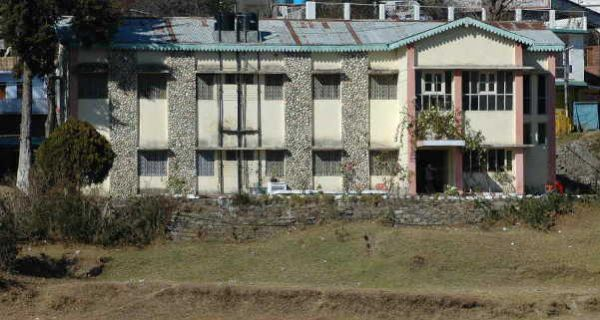 KMVN Tourist Rest House, Champawat